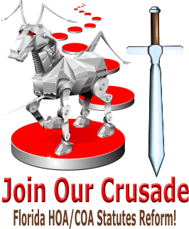 Join Our Crusade For HOA 720 Reform